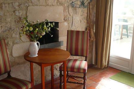 Chambre à la campagne - Serval - Dom
