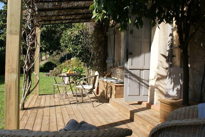 Appartement d'hôtes sur la côte d'azur - Cabris