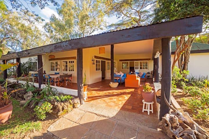 Kilimandege House (Kilimandege Sanctuary)
