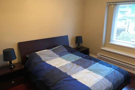 Metrotown house upstairs bedrooms4近天车站独立屋楼上卧室4
