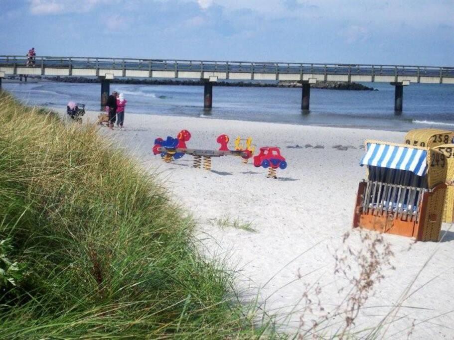 Weicher, weisser Strandsand