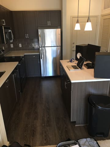 Luxury apartment with music studio - Atlanta - Apartament