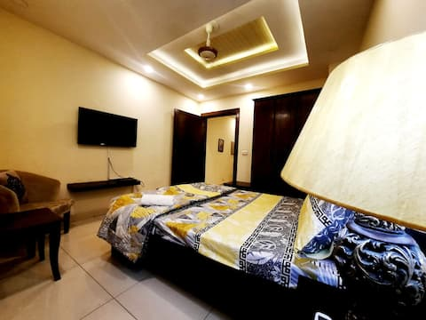lovely one bedroom apartment in bahria town