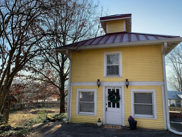 Historic Carriage House