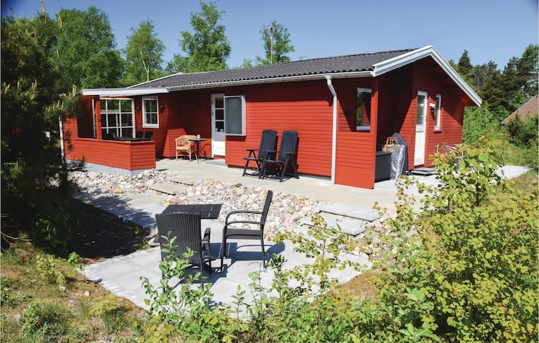 Holiday cottage with 1 bedroom on 50m² in Rømø