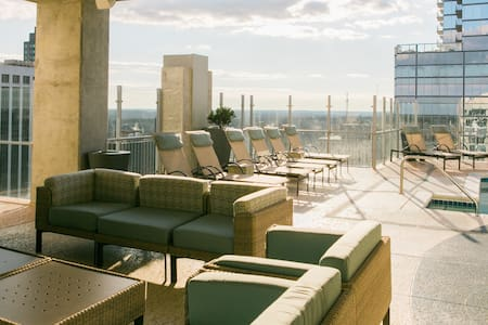 Downtown High-Rise in the Sky - Raleigh - Apartamento