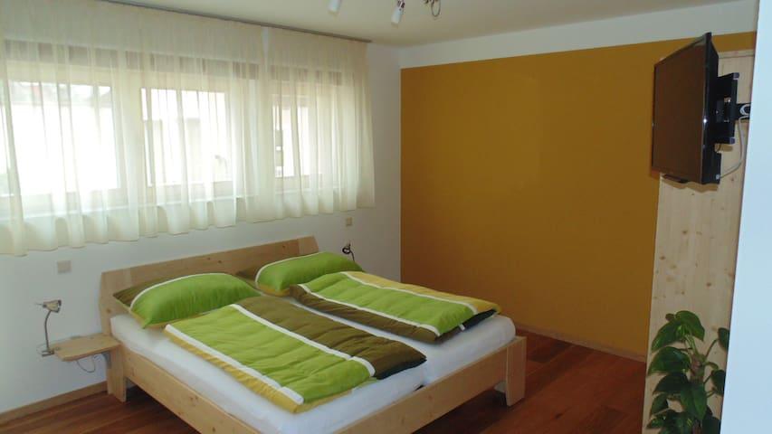 Schmankerl und Gast Heiderer (Rohrendorf bei Krems), Doppelzimmer Leimer (barrierefrei)