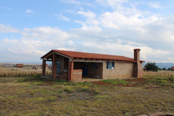 Cabaña Mika, Villas Amealco, Amealco Qro.