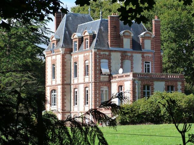Château de Beauchêne - Allogny - Castell