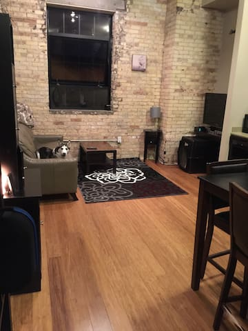 Downtown Loft - Grand Rapids - Wohnung
