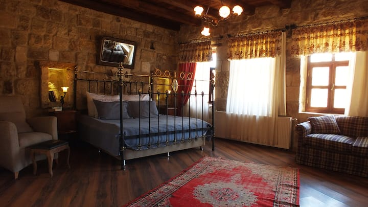 Your cozy home in fairy Cappadocia