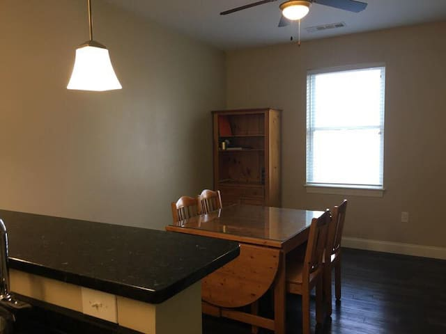 Short term stay at apartment near UConn