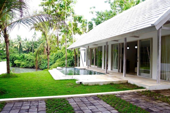 Taman Sari Residence River View - Pekutatan - Villa