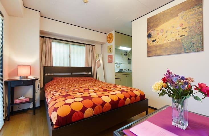 AKASAKA N ROPPONGI - Secret Spot Amazing Area!! #7 - Minato-ku - Apartment