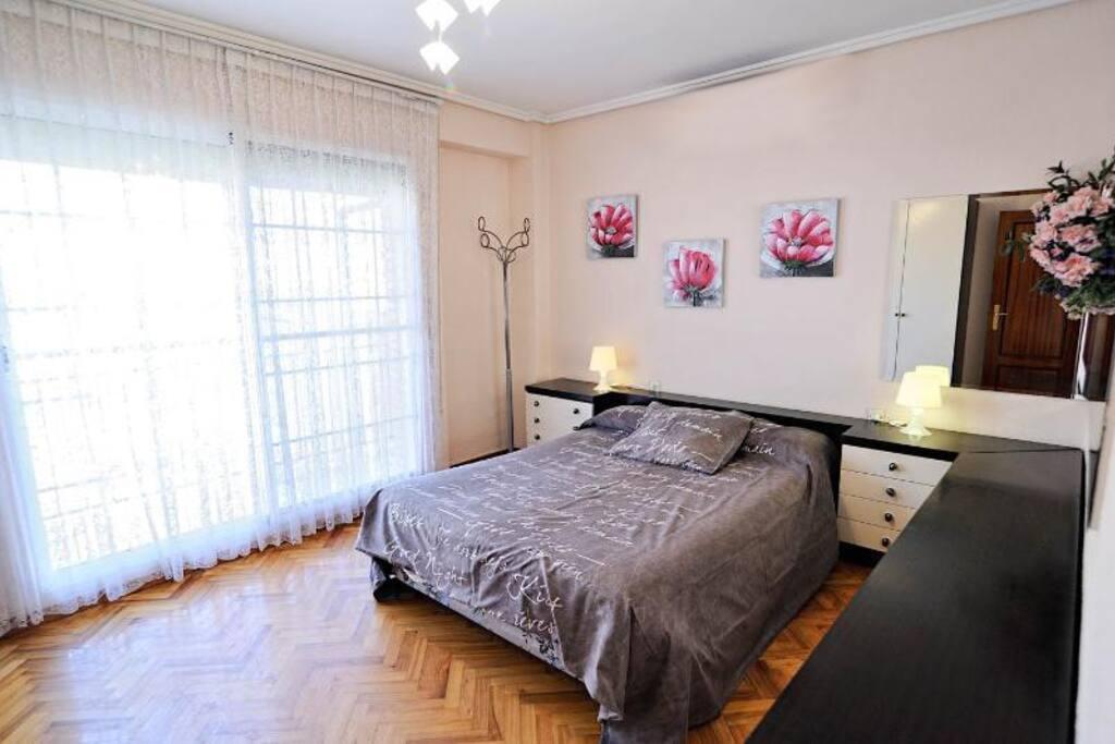 Habitación de matrimonio 1 / Double room 1