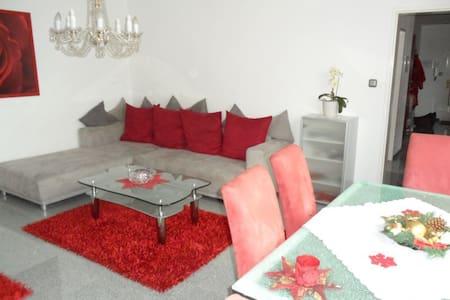 Ferienwohnung - 沃爾夫斯堡 - 公寓