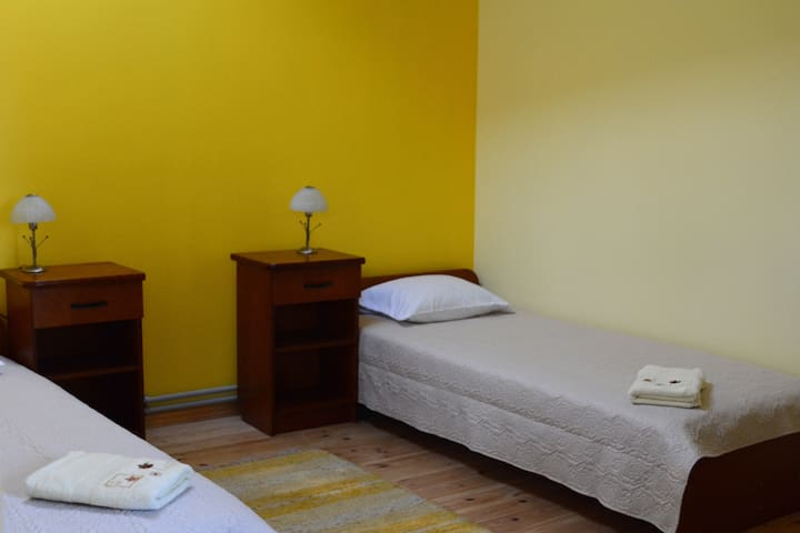 A room in Sigulda centre (2 beds) - Sigulda