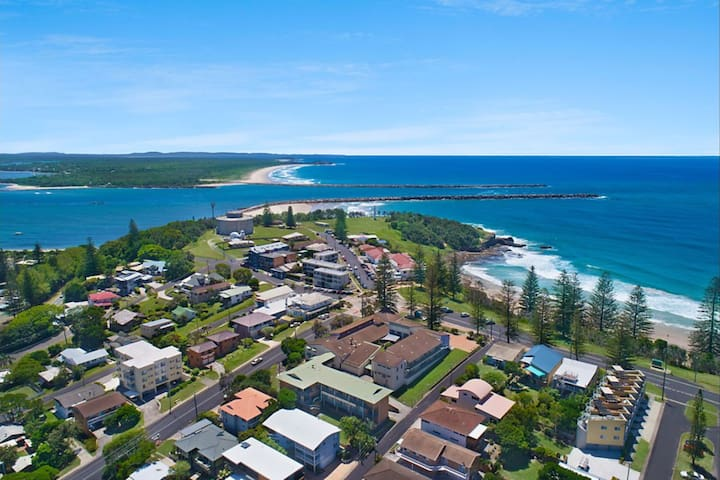 Yamba Surf Lodge Room 13