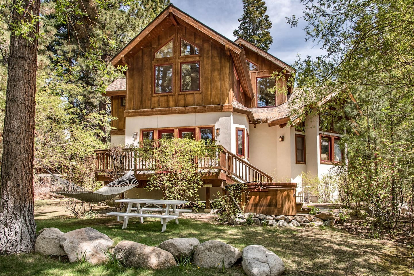 Welcome to Tahoe City! Your rental is professionally managed by TurnKey Vacation Rentals.