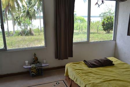 Room at EcoRancho Sur Lake front