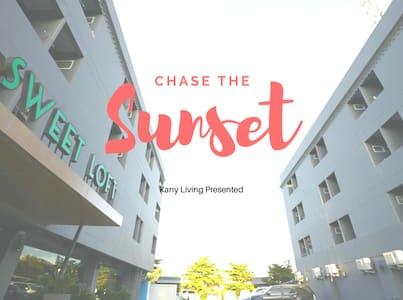 Newest Hotel near Donmuang Airport - Bangkok - Leilighet