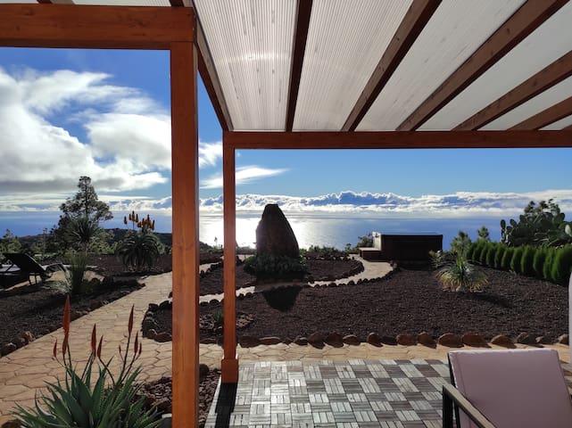 Casa Los Almendros Jacuzzi Garden