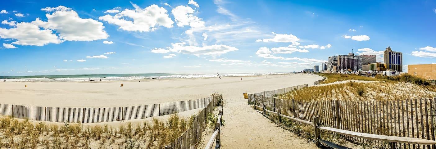 Guidebook for Atlantic City The Corner Beach House!