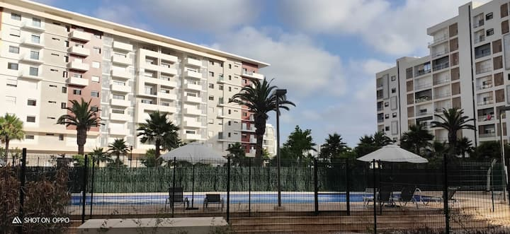 New fully furnished apartment in Hay Ryad, Rabat
