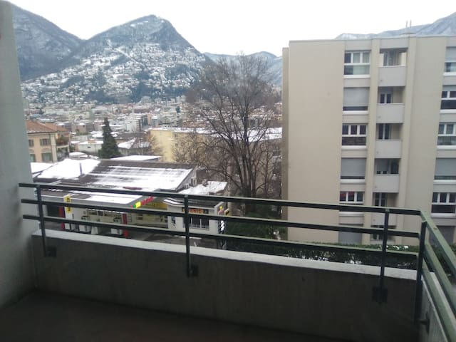Apartament Lugano center - Lugano - Apartamento