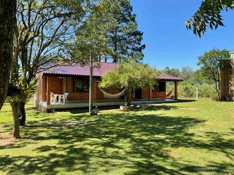 Maravilhosa casa de campo no Guaíba Country Clube