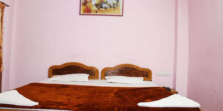 Accomodation along with Bed & Breakfast at AC Deluxe Room @ Jaisalmer