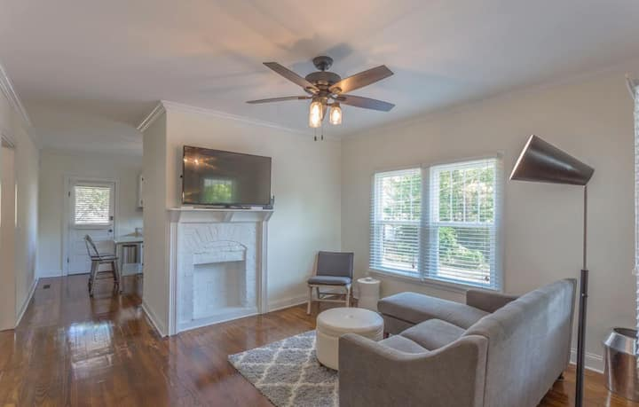 New Southside Home: Trendy and Comfortable