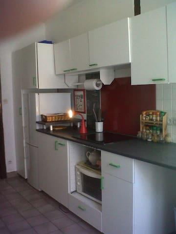 Séjour alsacien dans un f2 - Mulhouse - Apartment