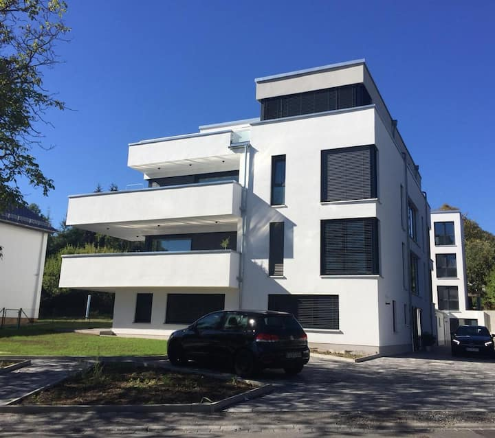 Luxus-Apartment 35m³ Kassel-Brasselsberg
