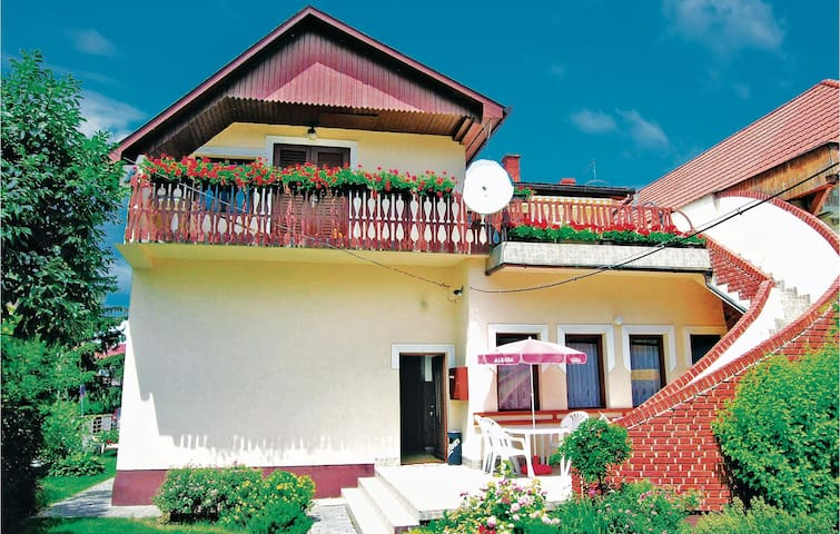 Holiday apartment with 4 bedrooms on 115m² in Balatonboglár