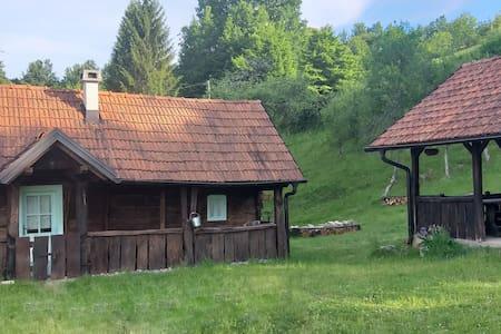 Ethno house Korana
