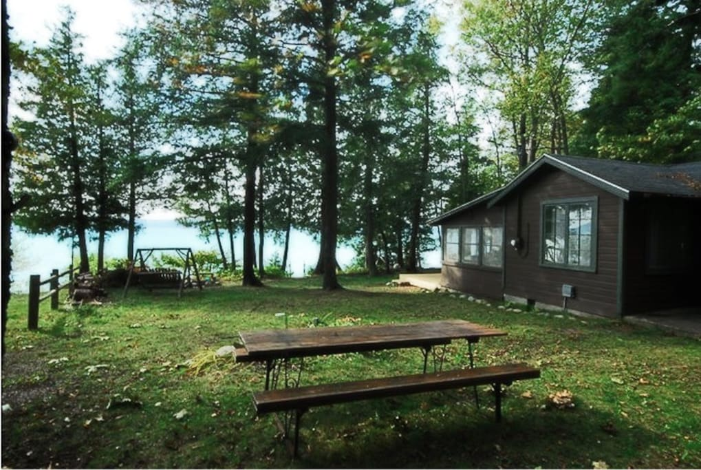 Vintage Lakefront Cottages E Torch Lake Bellaire