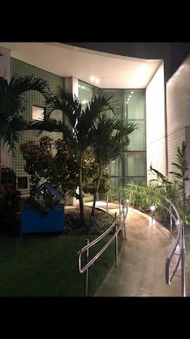 FLAT GRAÇAS STUDIO PRIME - REQUINTE E ACONCHEGO