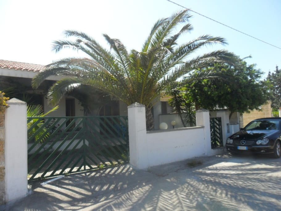 La villetta - The cottage - street view