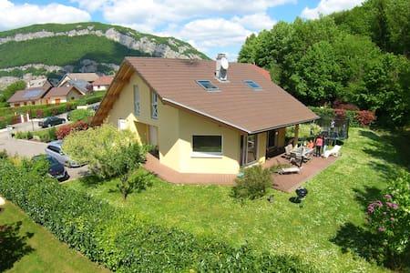 Jolie maison près d'Annecy (135 m2 habitable) - Sillingy