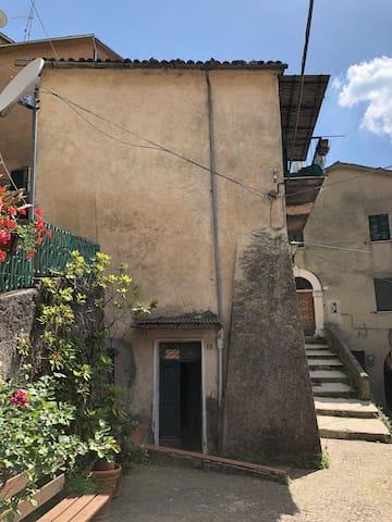 Casa indipendente a Filettino centro storico