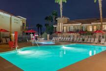Cassia Pool