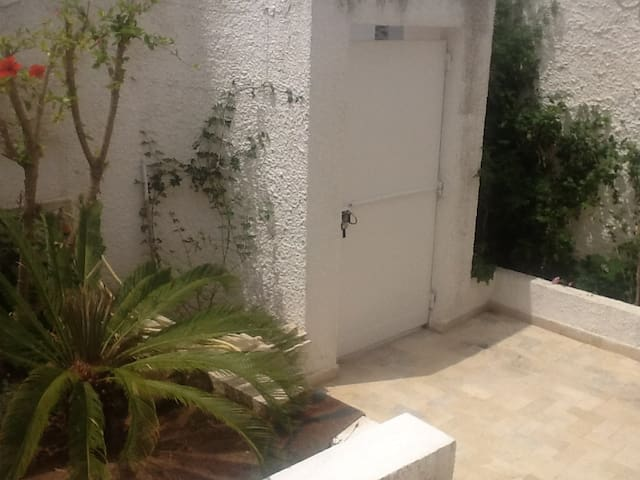 La Marsa- Le COCON .Quartier Résidentiel Expat - Carthage - Apartment