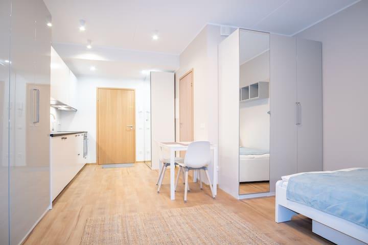 New Modern Studio Apartment in Mustamäe #5