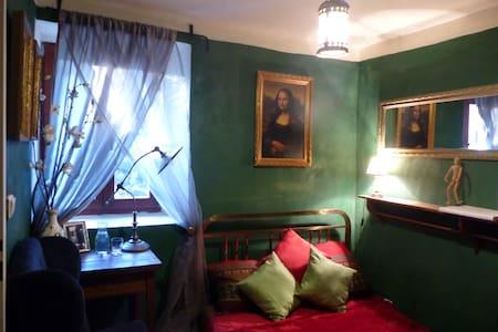 Cabinet - Decadent Green Room - Český Krumlov - Casa