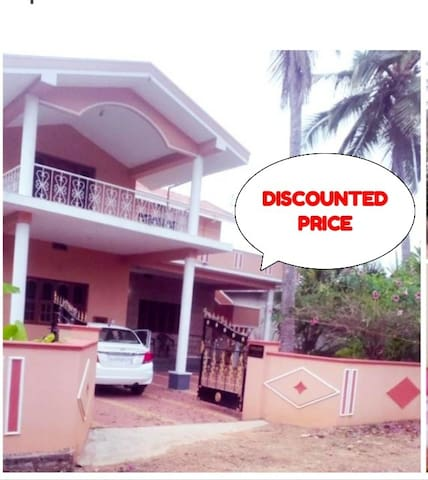 (AC)Homely Vacation Villa Karkala, Udupi district