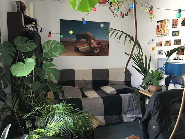 Charmant studio dans le marais