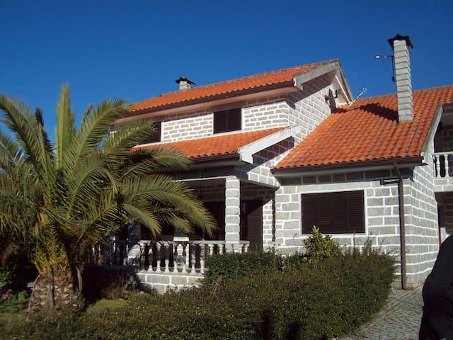 Très belle maison, Moimenta da Beira - Viseu - อพาร์ทเมนท์