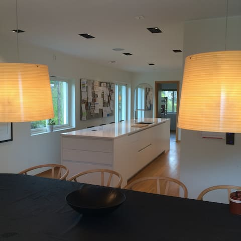 Room in the newly renovated villa near Troldhaugen - Bergen - Villa
