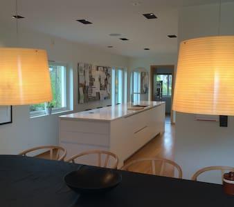 Room in the newly renovated villa near Troldhaugen - Bergen